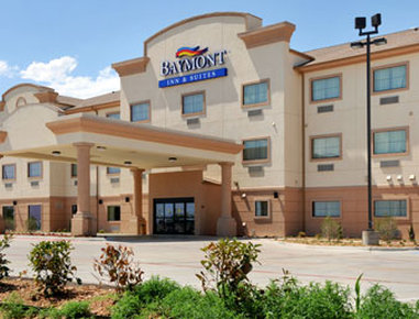 BAYMONT INN SUITES SNYDER