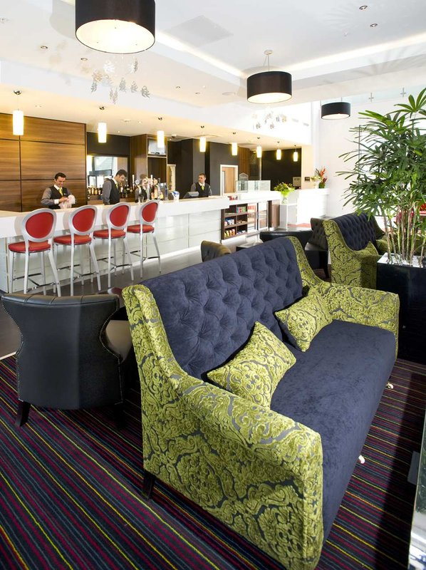 Hampton by Hilton Liverpool City Centre Bar/Lounge
