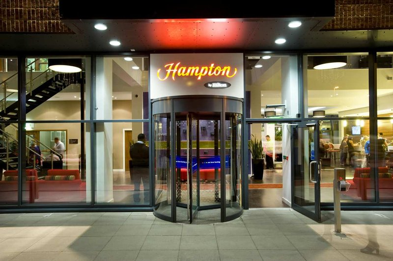 Hampton by Hilton Liverpool City Centre Außenansicht