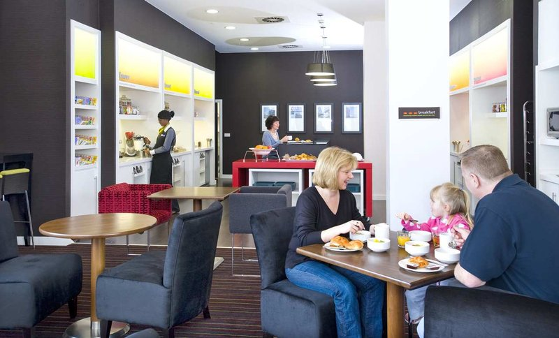 Hampton by Hilton Liverpool City Centre Gastronomie