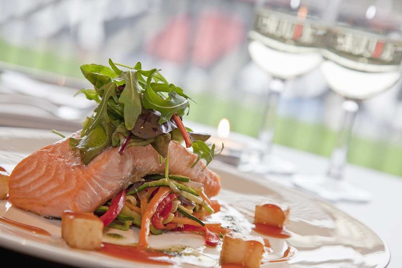 Doubletree by Hilton Milton Keynes Hotel Gastronomy