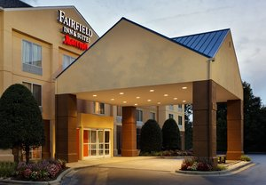 Fairfield Inn by Marriott Charlotte Arrowood