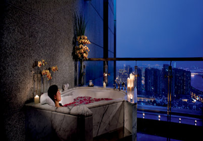The Ritz-Carlton Guangzhou Área de wellness