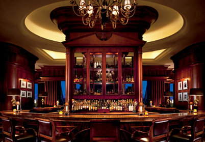 The Ritz-Carlton Guangzhou Bar/Lounge