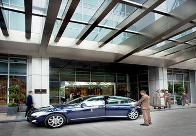 The Ritz-Carlton Guangzhou Vista exterior