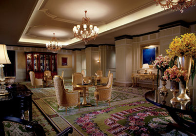 The Ritz-Carlton Guangzhou Lobby