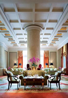 The Ritz-Carlton Guangzhou Lobby