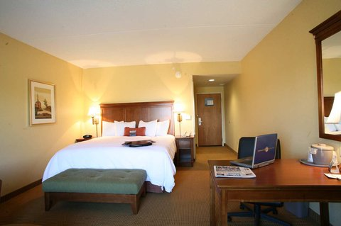 Hampton Inn Hagerstown - Maugansville - King Accessible Room