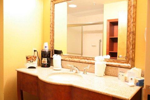 Hampton Inn Hagerstown - Maugansville - Bathroom Vanity