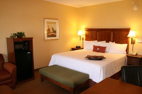 Hampton Inn Hagerstown - Maugansville - King Room