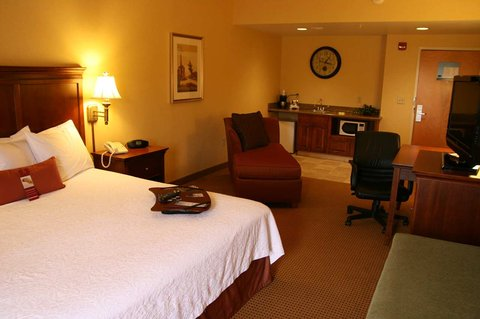 Hampton Inn Hagerstown - Maugansville - Accessible Room