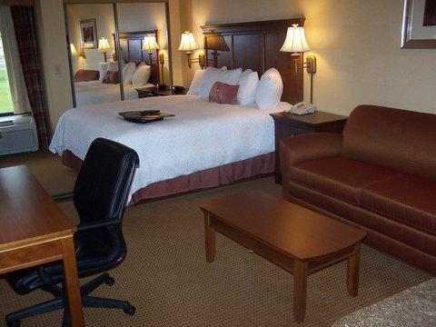 Hampton Inn Hagerstown - Maugansville - King Suite