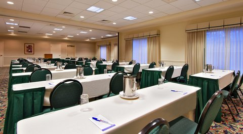 希爾頓黑得希爾頓花園酒店 - MacKay Meeting Room