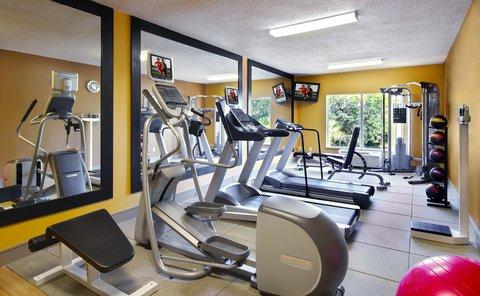希爾頓黑得希爾頓花園酒店 - Fitness Center