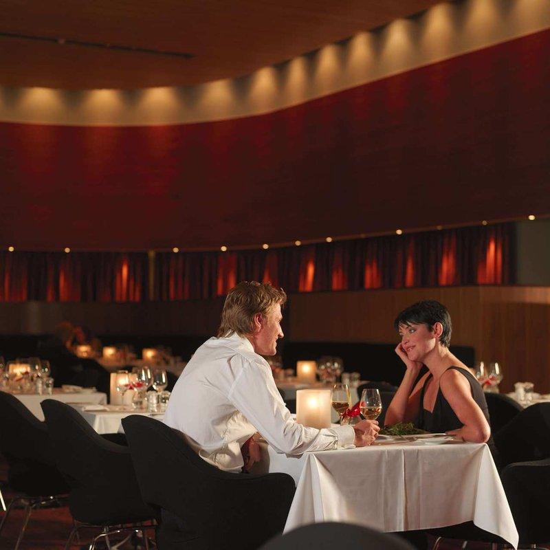 Hilton Manchester Deansgate Gastronomia