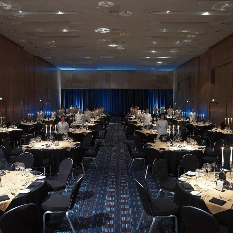 Hilton Manchester Deansgate Pomieszczenie konferencyjne