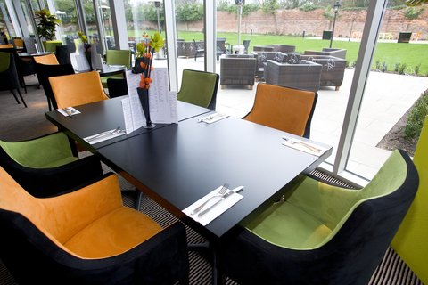 Doubletree by Hilton Hotel & Spa Chester - The Brasserie