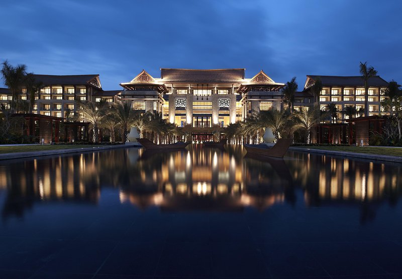 Renaissance Sanya Resort & Spa Vista exterior
