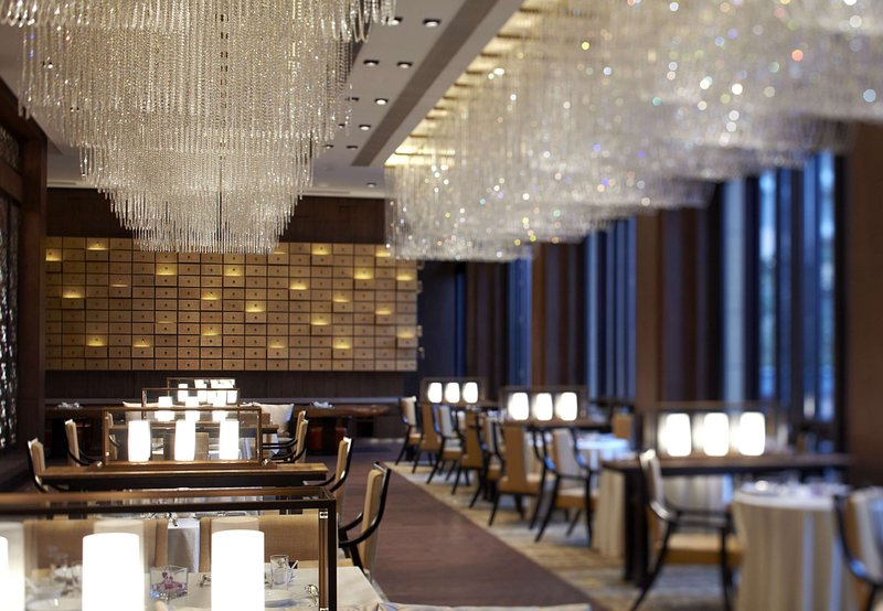Renaissance Sanya Resort & Spa Gastronomia