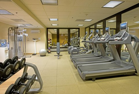 Embassy Suites Chicago - Downtown - Precor Fitness Center