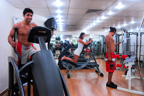 Tropitel Neama Bay Beach Hotel - Gym