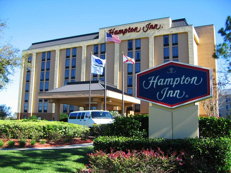 Hampton Inn-Airport
