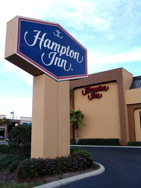 Hampton Inn Orlando/Florida Mall Вид снаружи