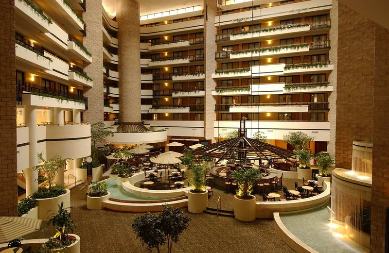 Embassy Suites Orlando International Drive/jamaican Court