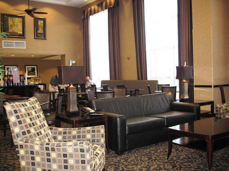 Hampton Inn & Suites Orlando John Young Pkwy S. Park Gastronomía