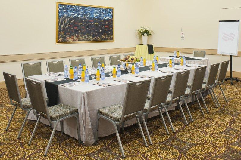 Crowne Plaza Hotel  DEAD SEA Konferenční sál