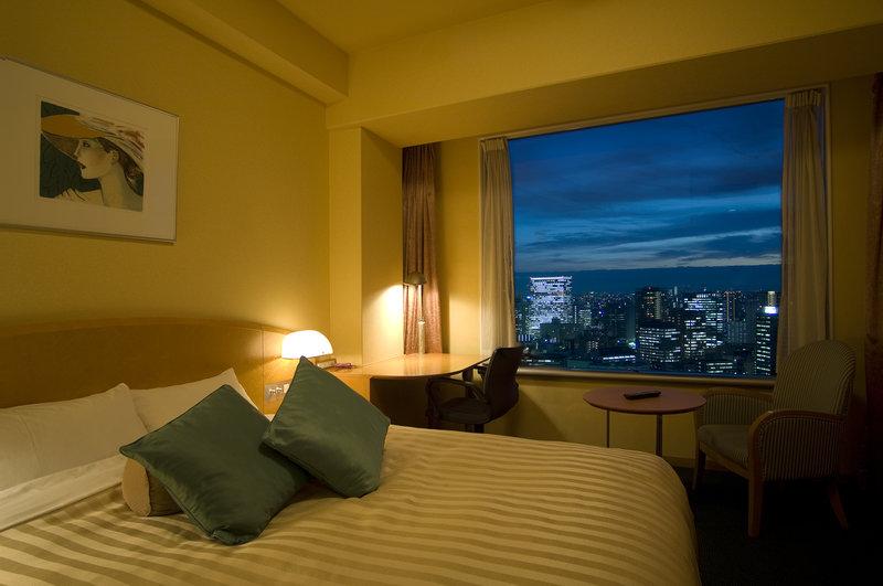 Shinagawa Prince Hotel Chambre