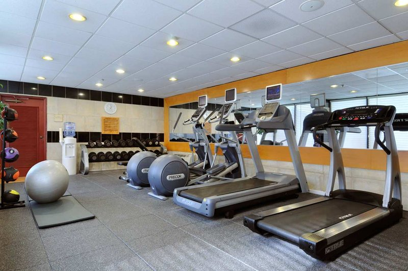 Doubletree Hotel Memphis Fitness-klub
