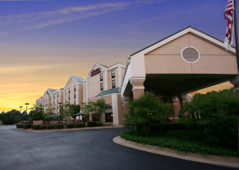 Hampton Inn & Suites Memphis-Wolfchase Galleria Kilátás a szabadba