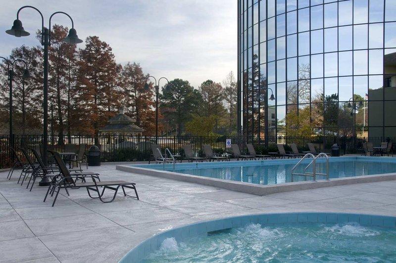 Hilton Memphis Bazén