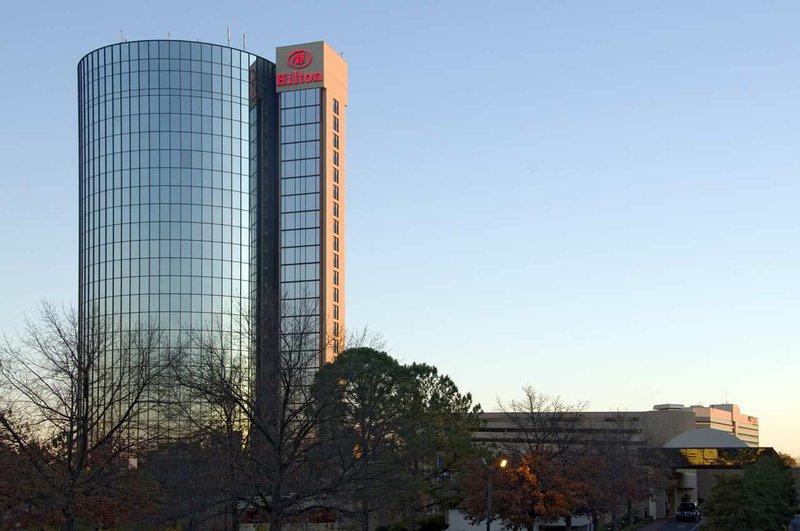 Hilton Memphis 外観