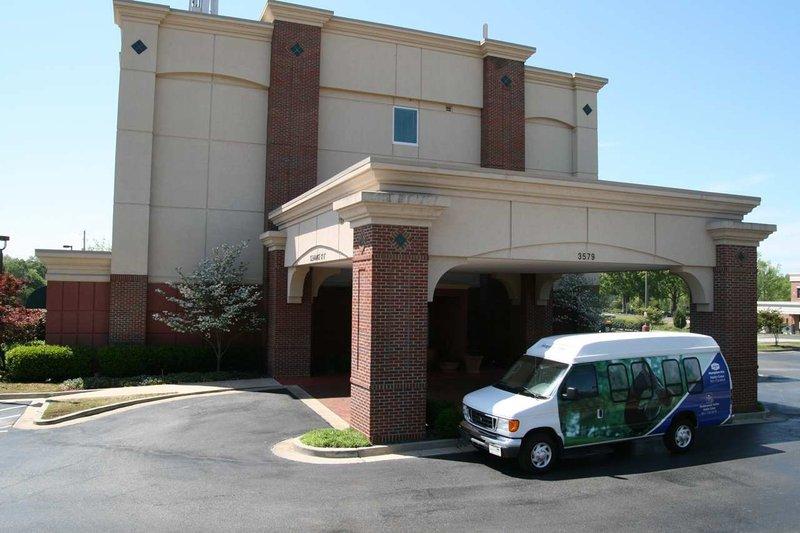 Hampton Inn Memphis-Southwind, TN Вид снаружи