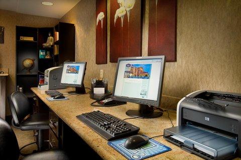 Hampton Inn Waco - Guest Business Center
