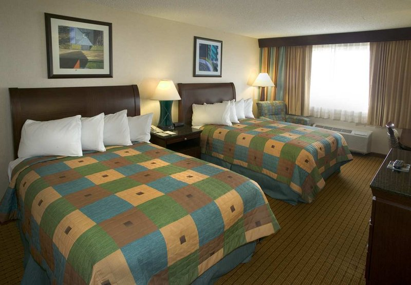 Doubletree Hotel Denver Chambre