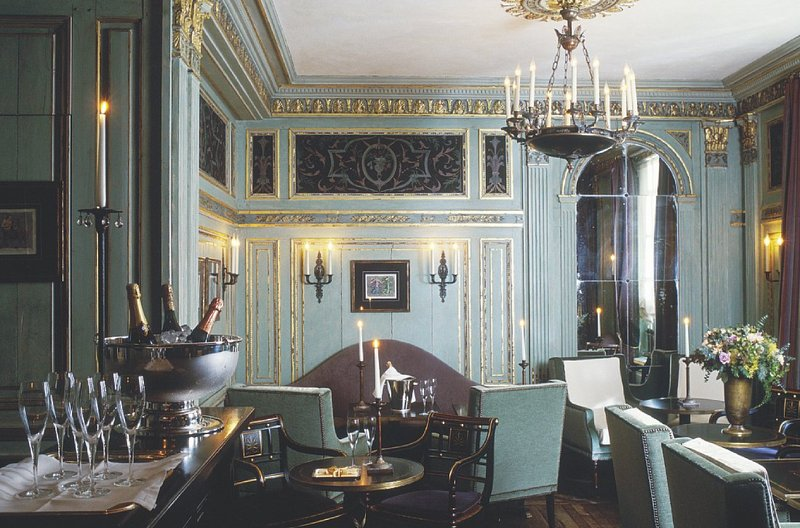 Radisson Blu Le Dokhan's Hotel, Paris Trocadero Bar/Lounge