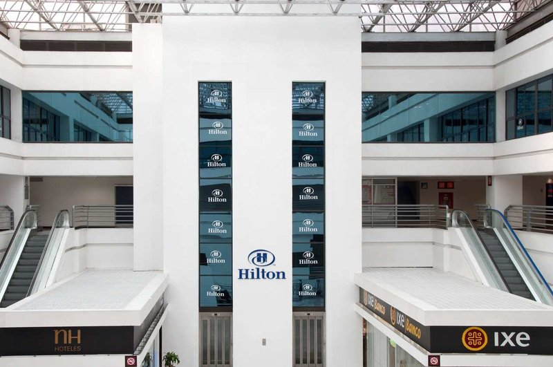 Hilton Mexico City Airport Вид снаружи