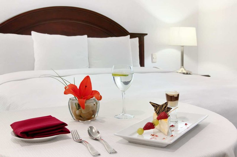 Hilton Mexico City Airport Ресторанно-буфетное обслуживание