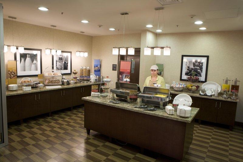 Hampton Inn & Suites Mexico City Centro Historico Étkezés