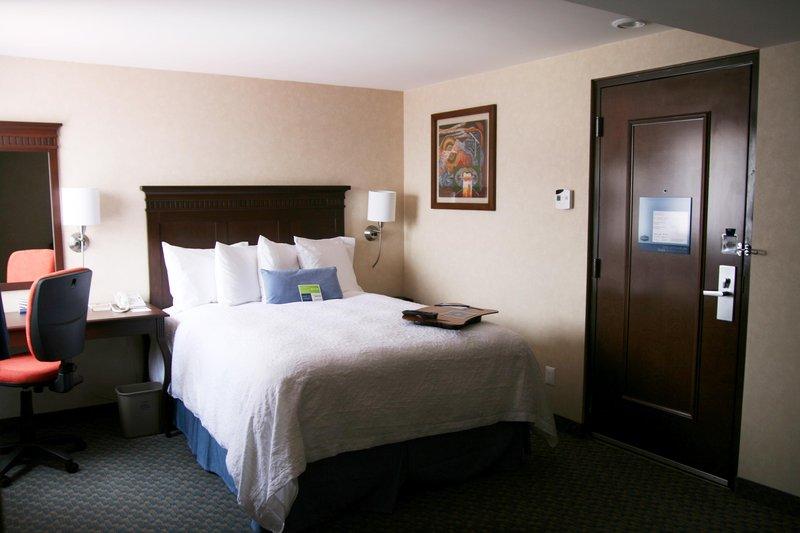 Hampton Inn & Suites Mexico City Centro Historico Szobakilátás