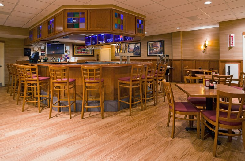 Holiday Inn Otsego-Wildwoods Waterpark Bar/lounge