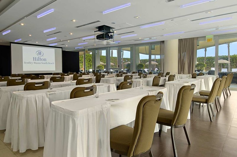 Hilton Bentley Miami/South Beach Konferenciaterem