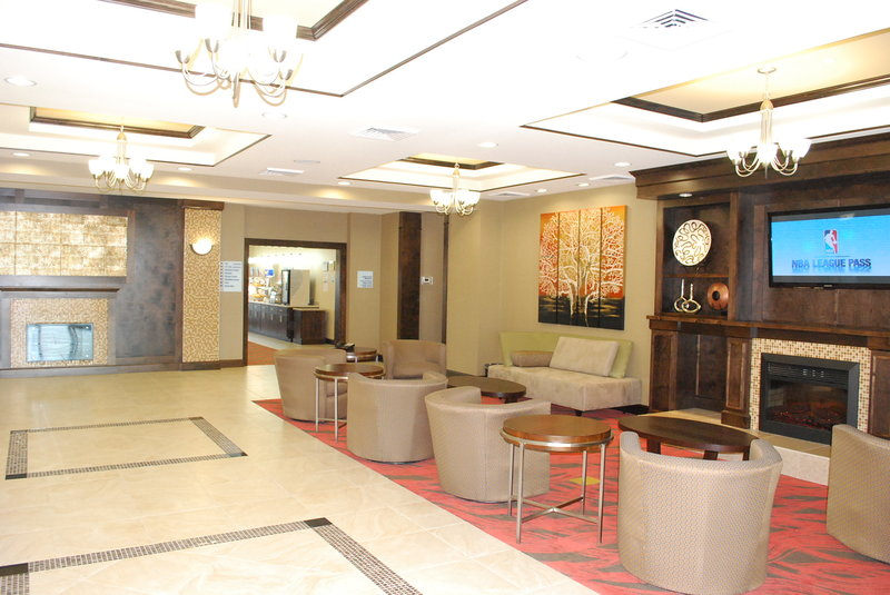Holiday Inn Express Houston South Buitenaanzicht