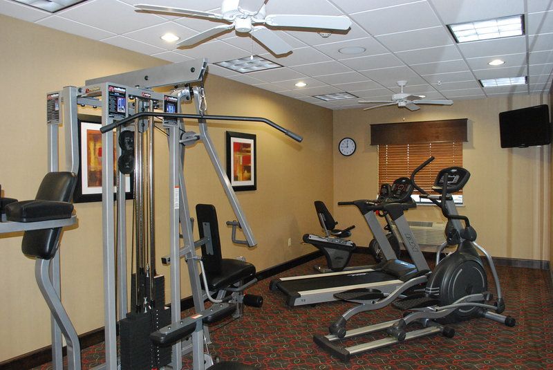 Holiday Inn Express Houston South Fitnessclub
