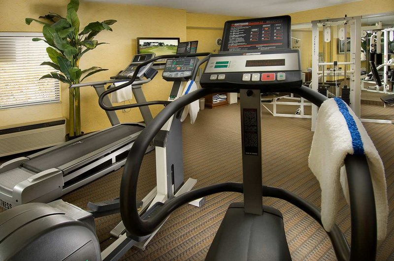 Hampton Inn Miami-Airport/West Fitness Club