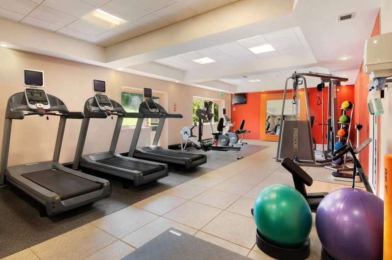 Hilton Milton Keynes Fitness club