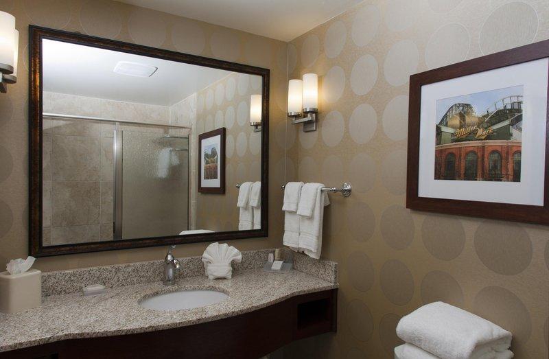 Hilton Garden Inn Milwaukee Airport Billede af værelser